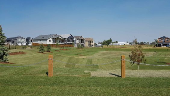 Coulee Creek Residential Subdivision